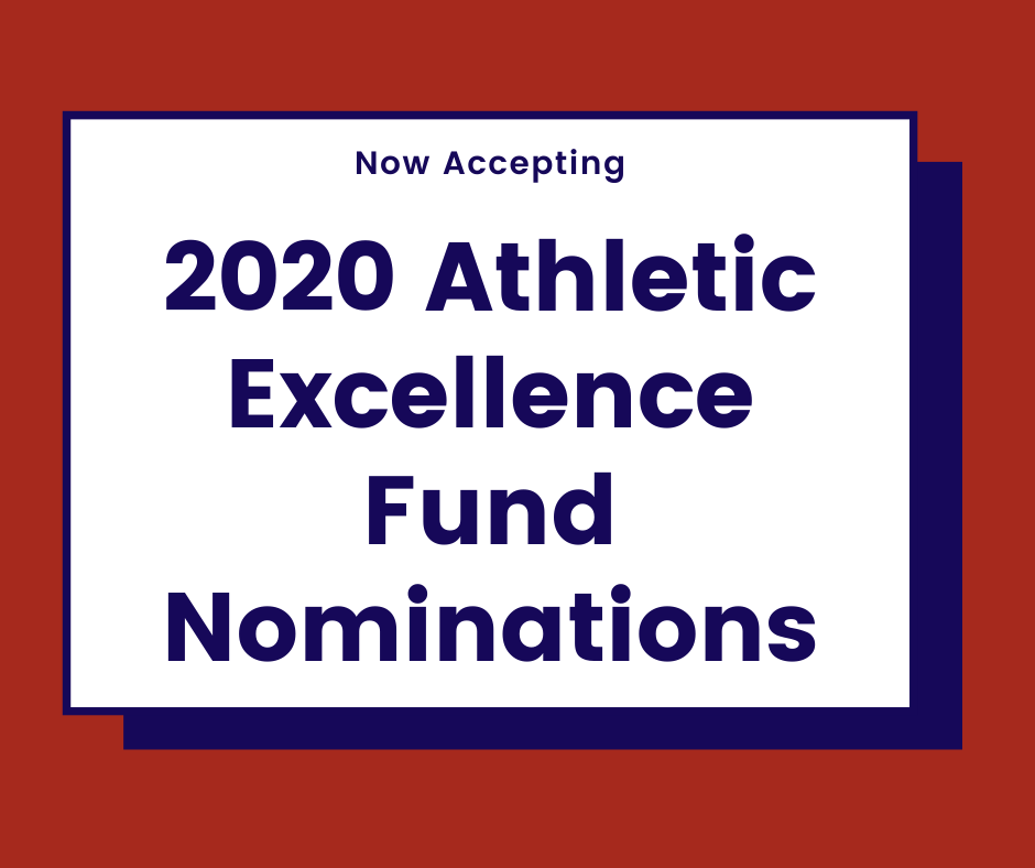UPDATE: Athletic Excellence Fund deadline extended due to State of Emergency last week