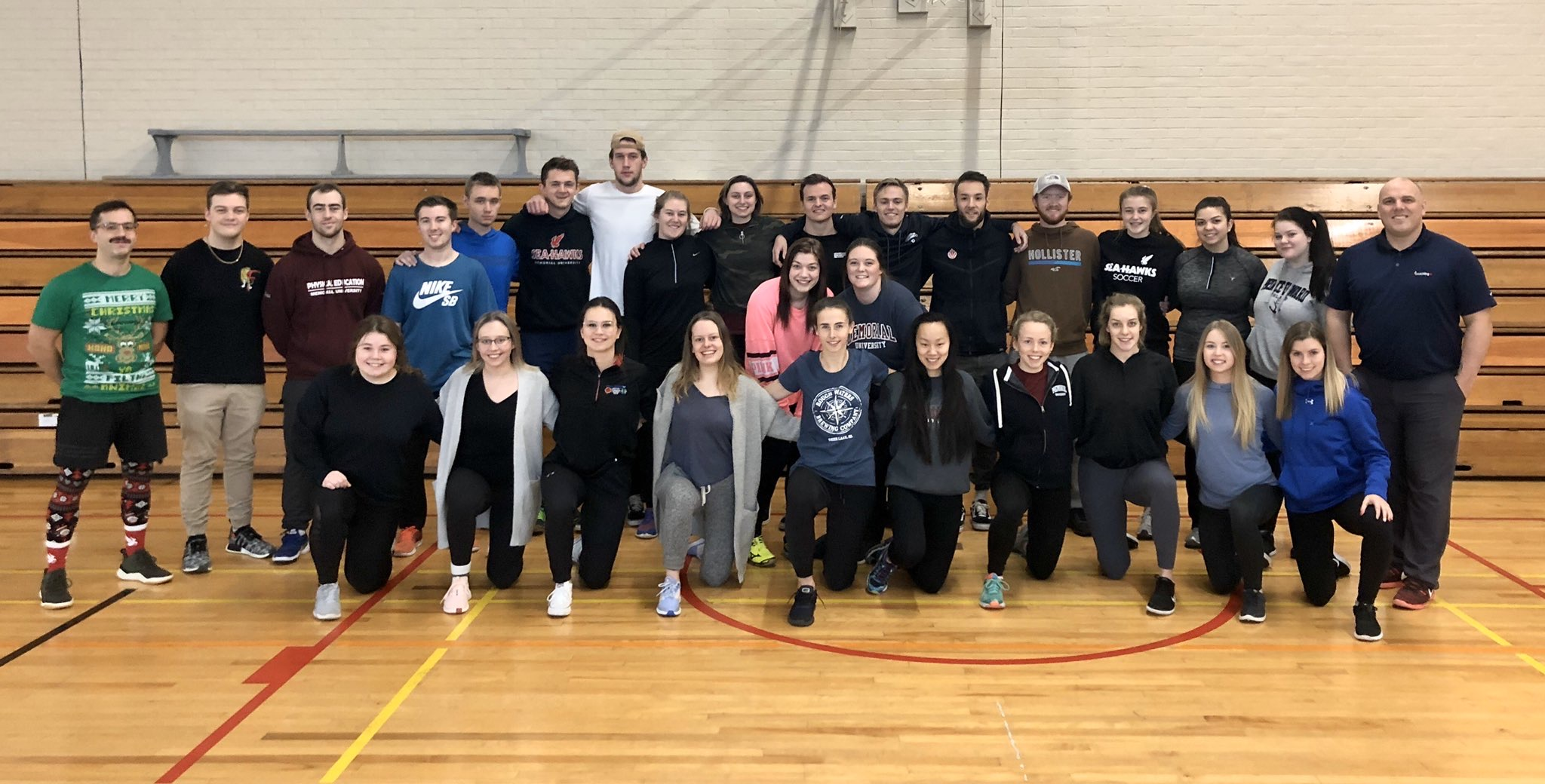 New Physical Literacy Instructors
