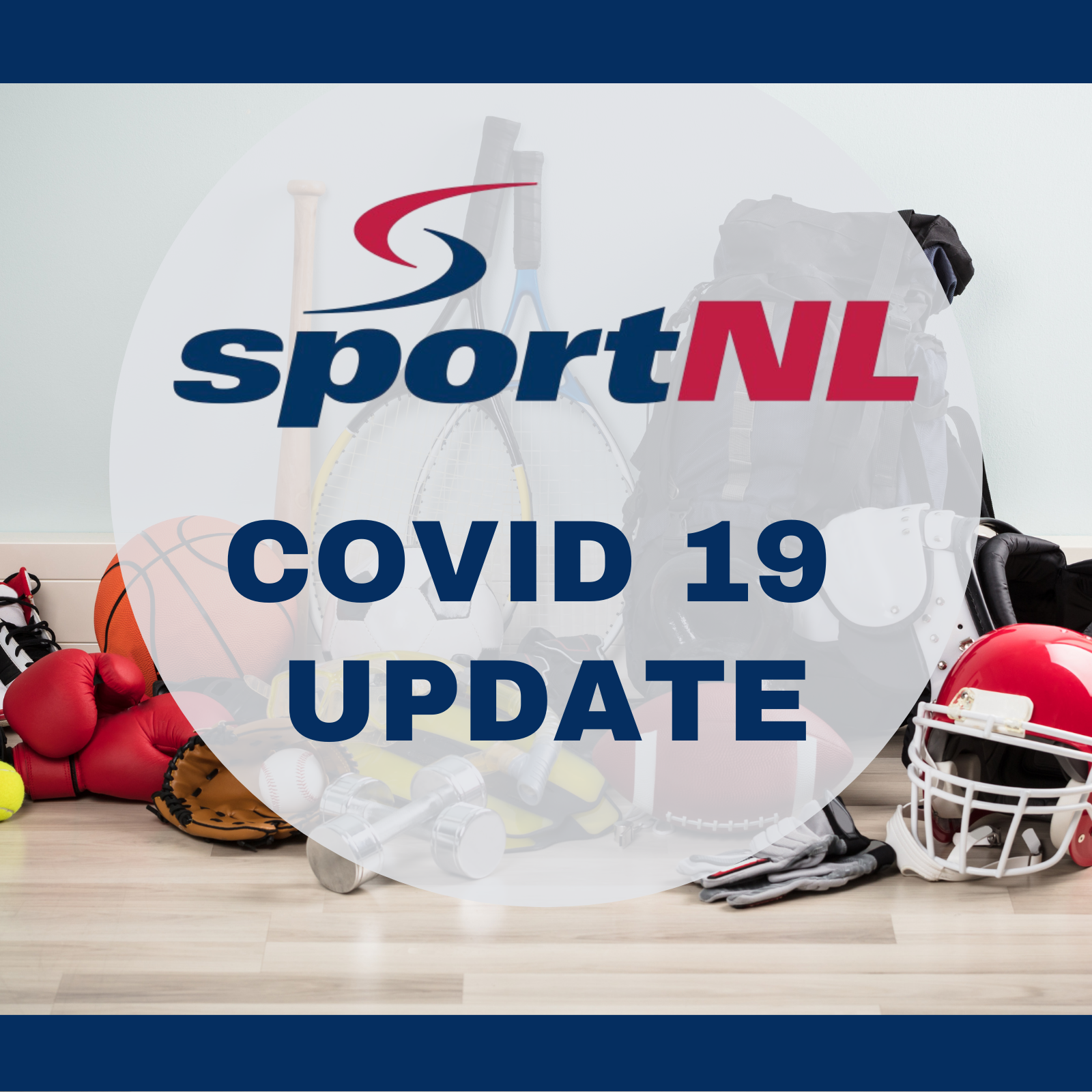 Minister Davis Announces COVID-19 Emergency Support Fund for Sport